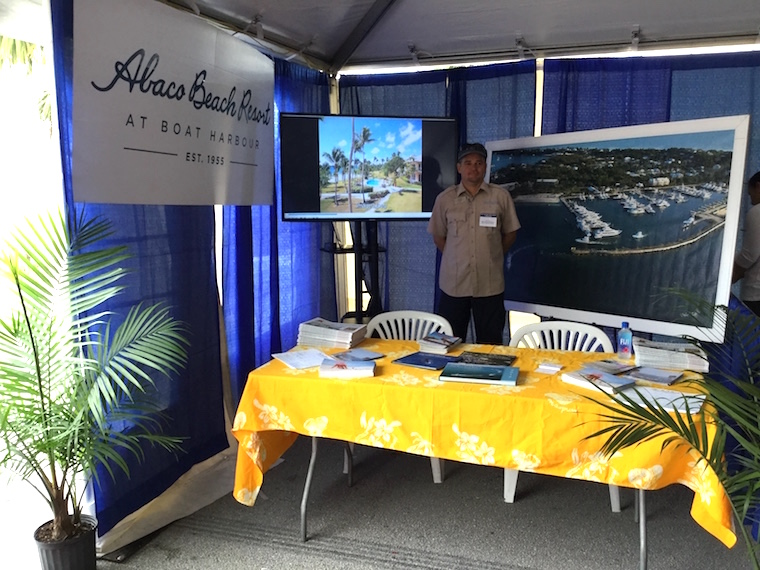 Abaco Beach Resort at the Stuart Boat Show