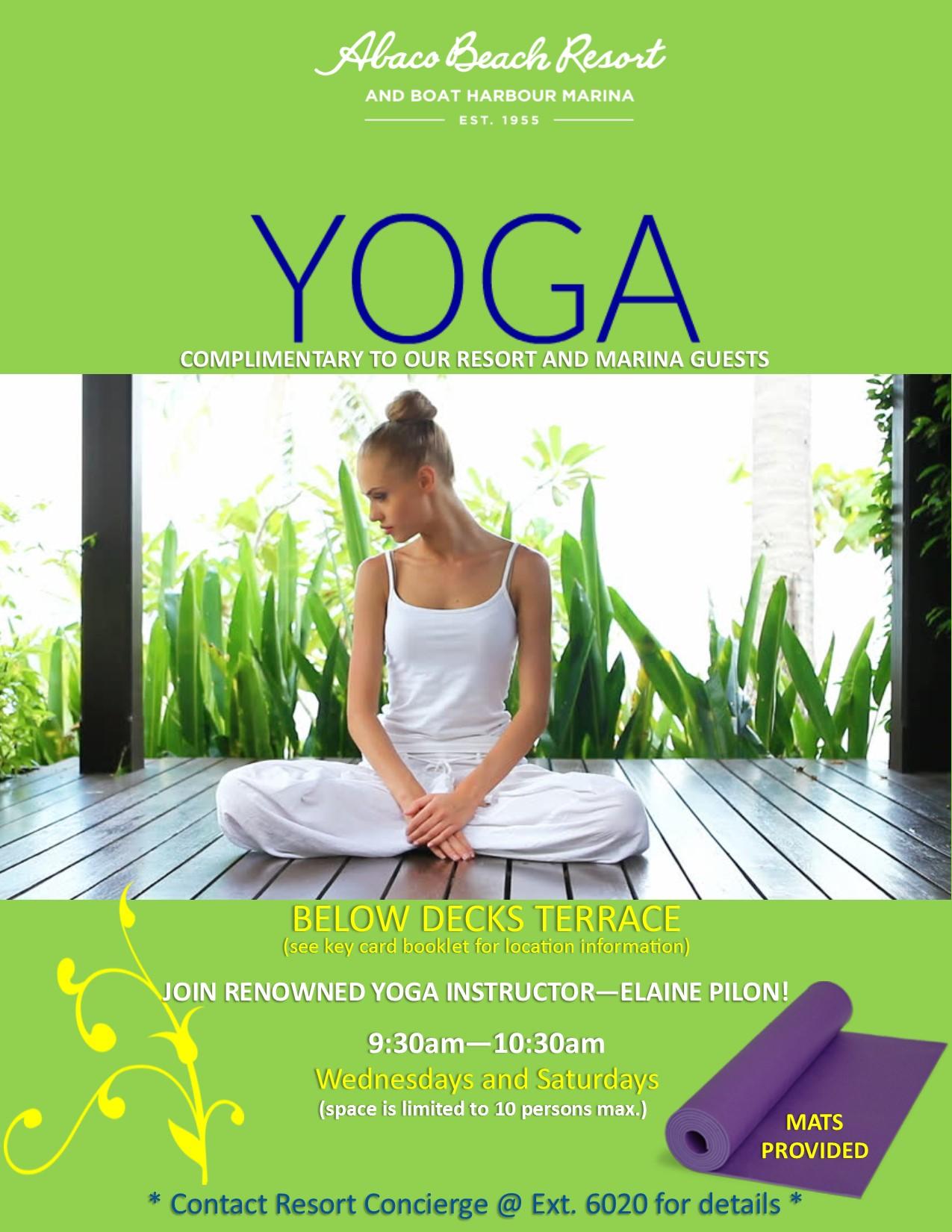 Abaco Yoga Bahamas | Abaco Beach Resort