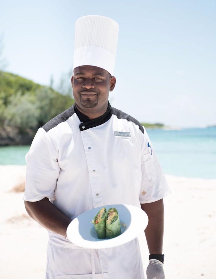 Chef Charles Stuart