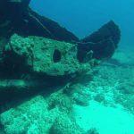 Bahamas wreck dive