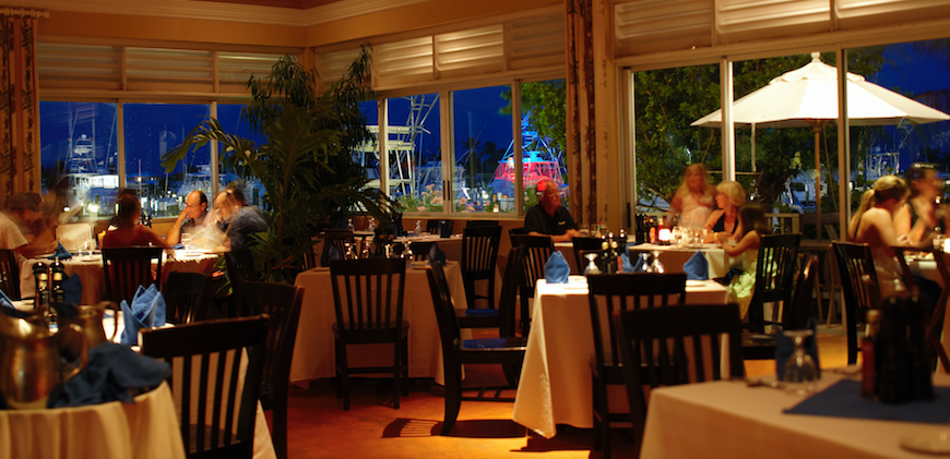 Abaco Beach Resort Restaurant