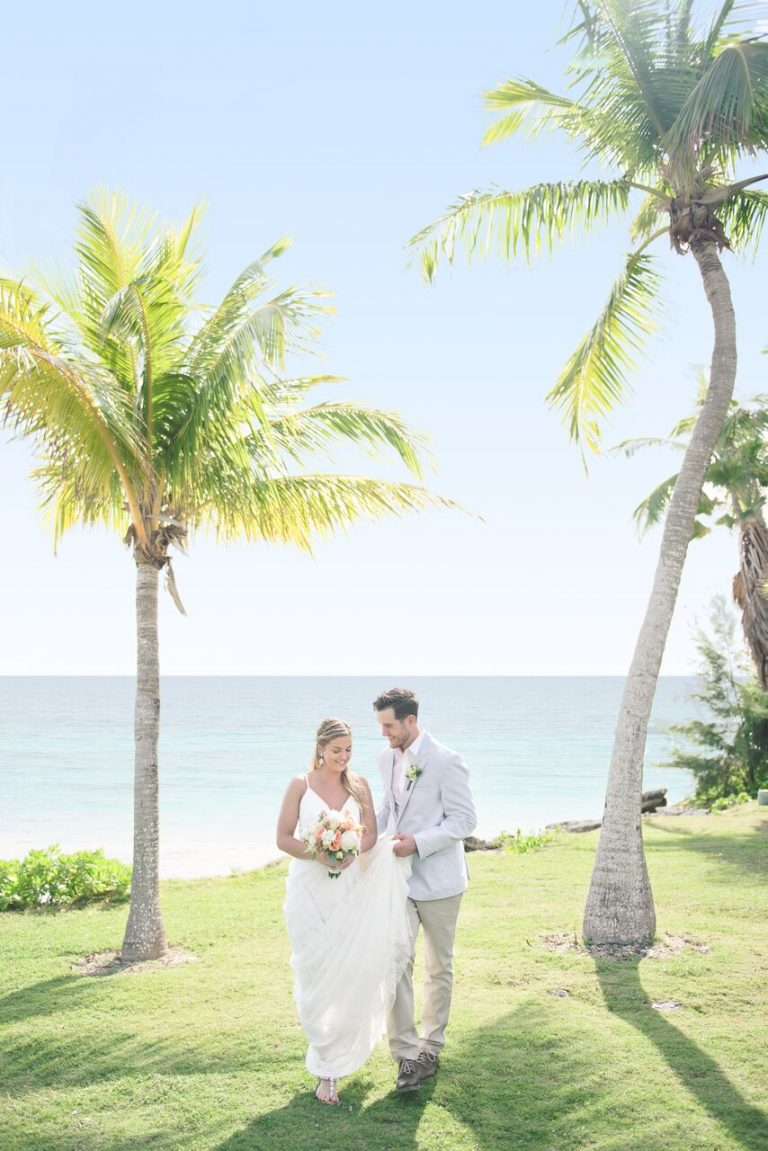 Abaco Beach Resort Wedding