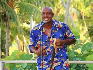 Rake n scrape Abaco Bahamas